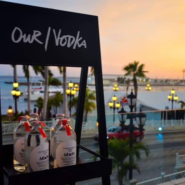 Fendaux Our Vodka Aruba