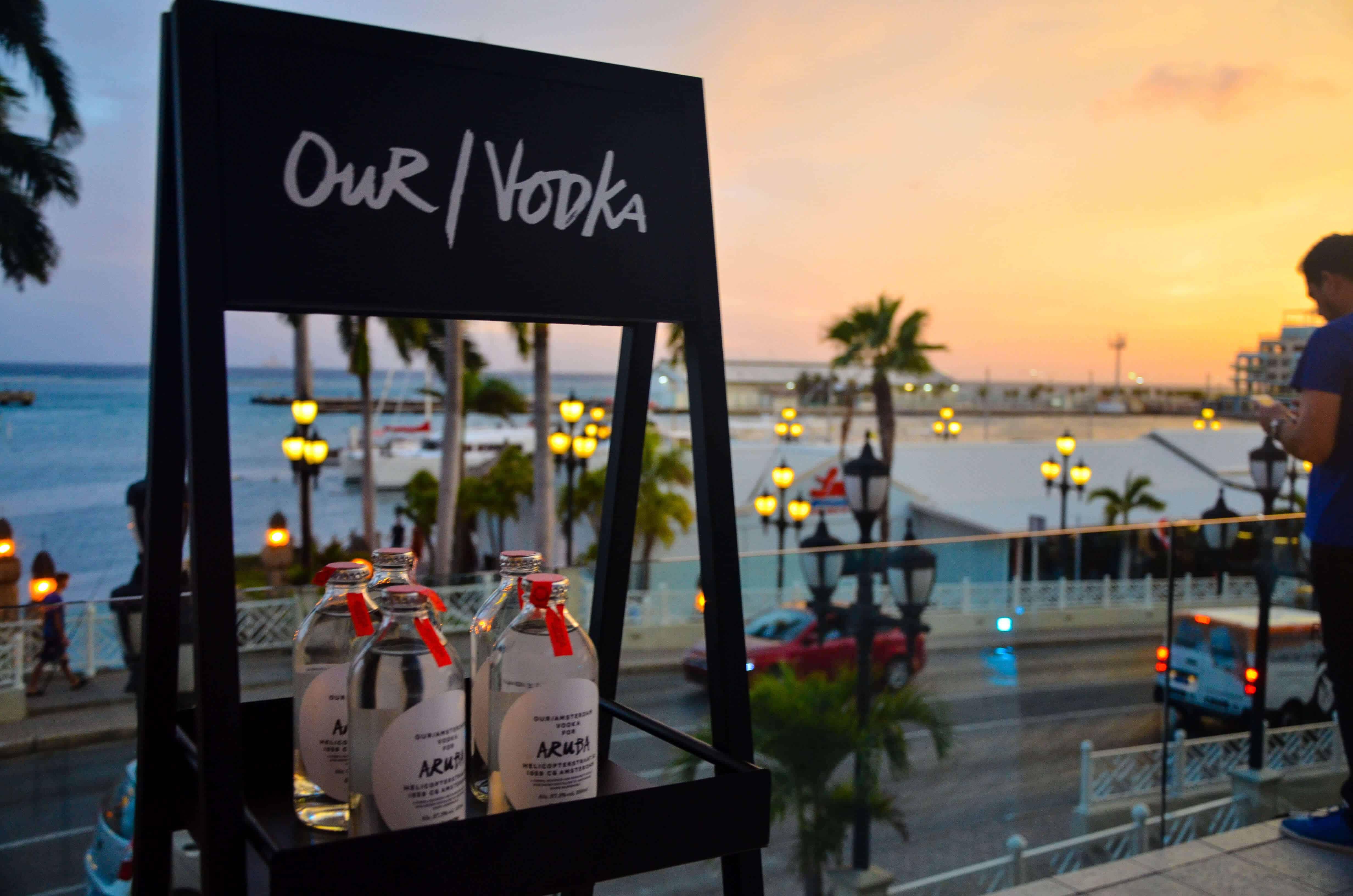 Fendaux Our/Vodka Aruba