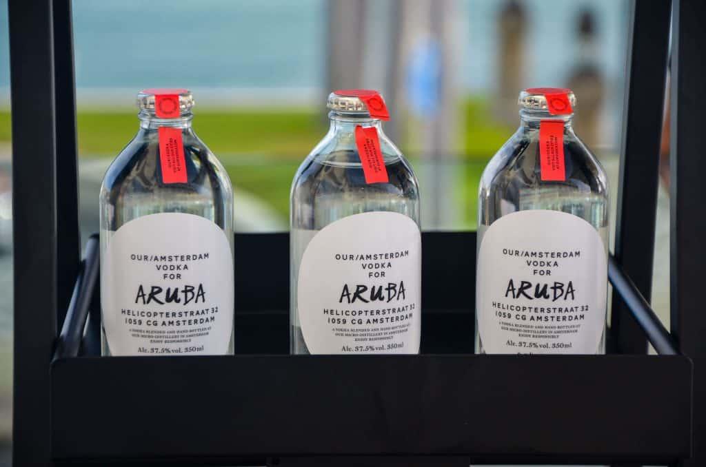 our vodka aruba
