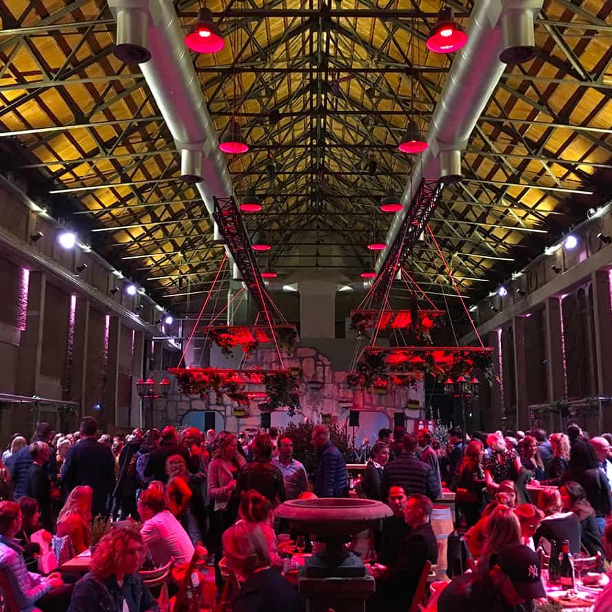 Festival del vino de Amsterdam
