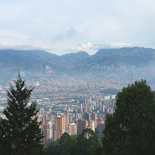Medellín diseños impulsado