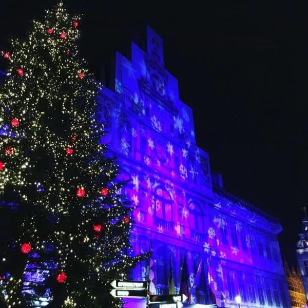 kerstmarkt Antwerpen Fendaux