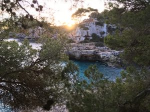 How is Mallorca in the winter?