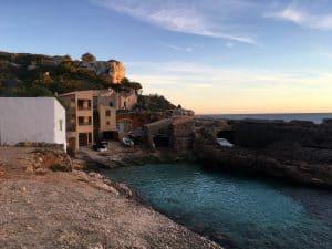 cala s'almunia houses Fendaux