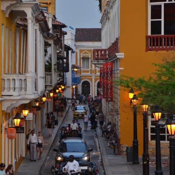 Fendaux Travelblog for architecture Cartagena