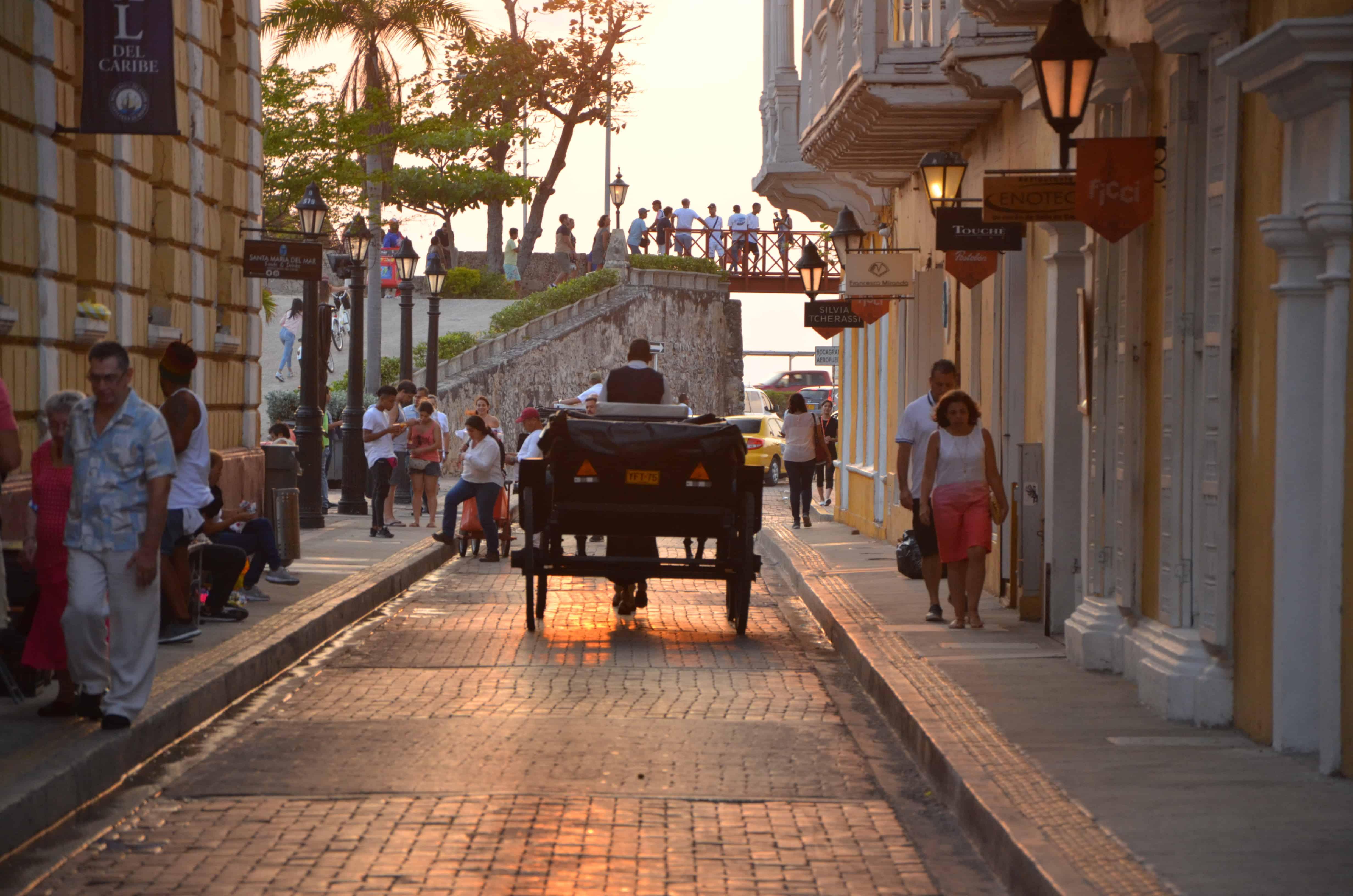 Travelblog for architecture Cartagena