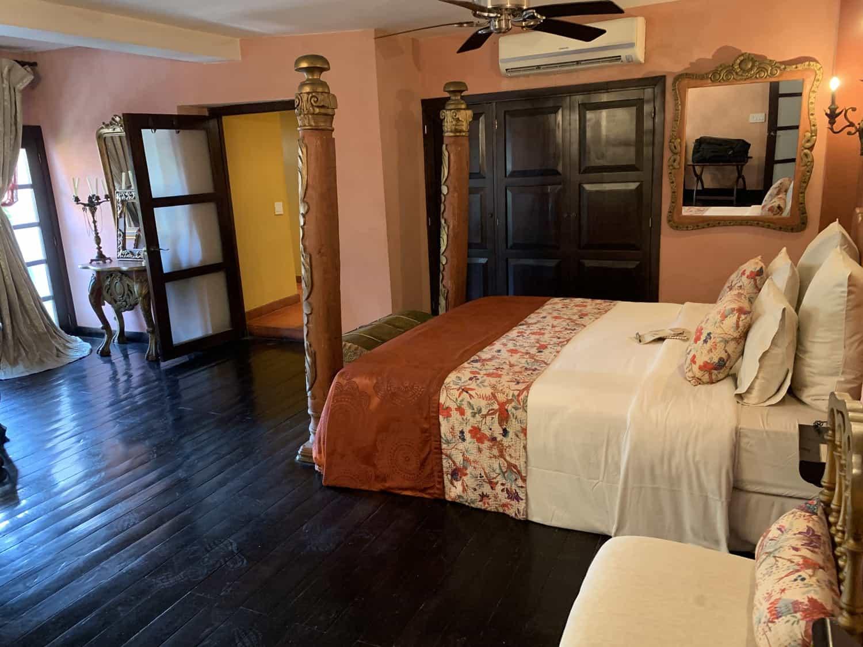 San Pedro Hotel Spa Bed Cartagena
