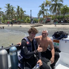 Best diving in Santa Marta fendaux