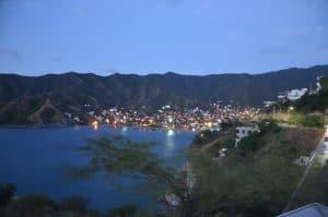 taganga by night