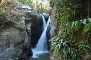 Minca waterfalls